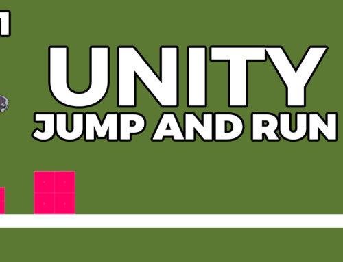 2D Jump and Run Spiel programmieren
