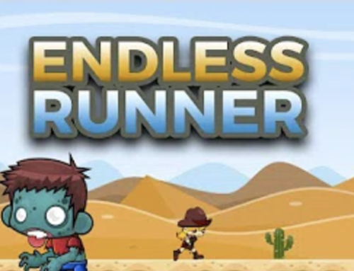2D Endless Runner programmieren