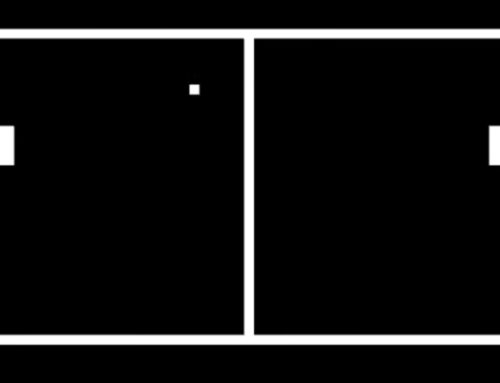 Spiel in 60 Minuten programmieren – Pong 2D