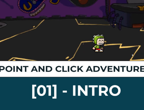 2D Point And Click Adventure