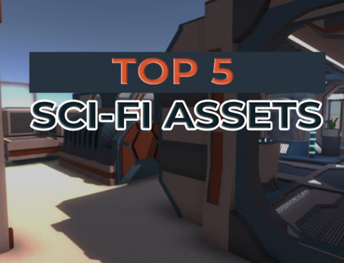 TOP 5 KOSTENLOSE SCI-FI ASSETS – UNITY